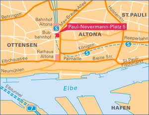 Karte Altona 2016